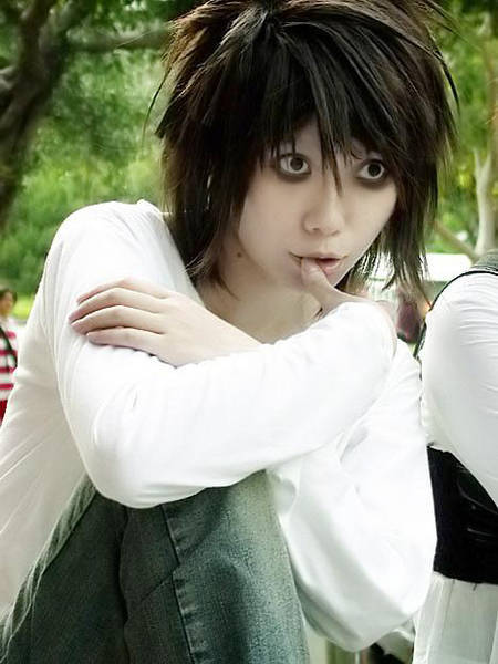 Cosplay Death Note 10185
