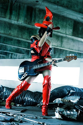 Cosplay Guilty Gear 148d7b56d4577e