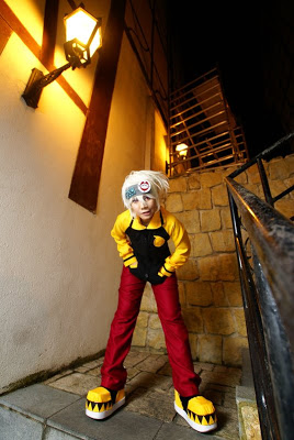 Cosplay Soul Eater 14909cdcfd2f49