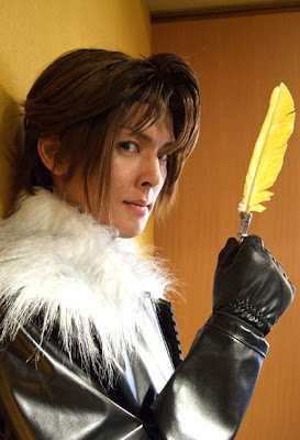 Cosplay Final Fantasy VIII 9
