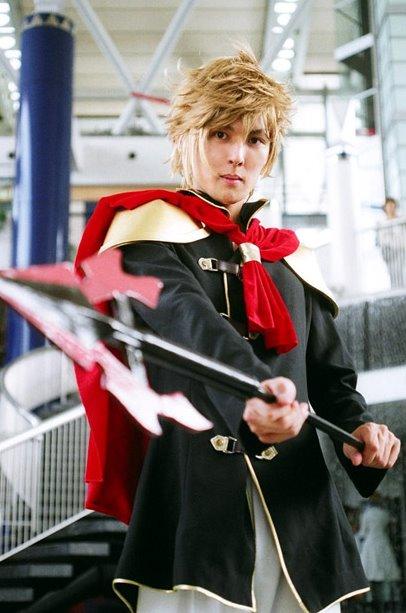 Cosplay Final Fantasy Agito XIII 10