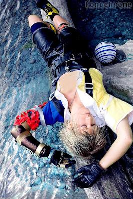 Cosplay Final Fantasy X Tidus___Embrace_of_Summer_by_NanjoKoji