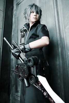 Cosplay Final Fantasy Versus XIII Final_Fantasy_XIII___Search_by_Jesuke