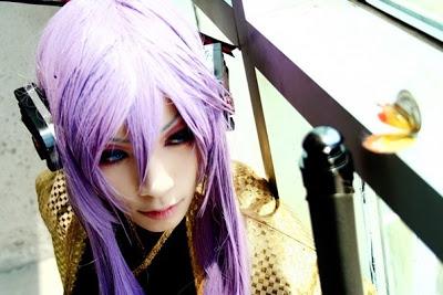 Cosplay Vocaloid Yuegene04