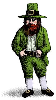 Leprechaun et Clurichaun - Irlande Leprechaun