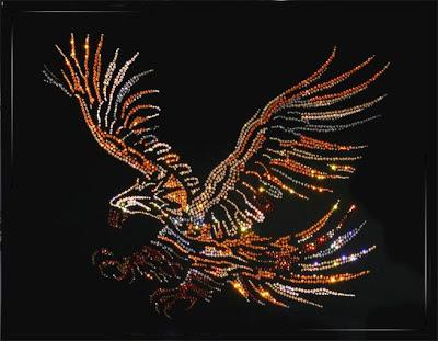 فن الرسم بالكرستال Crystal-painting-09