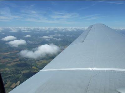 Balade en DC3 DC3-aile