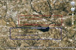 Campo de Batalla de Aculco.... Fotos - Página 2 PlanoActualNombres