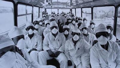 Los tres superhéroes de Chernóbil Chernobyl_liquidadores_bronceado_radiactivo