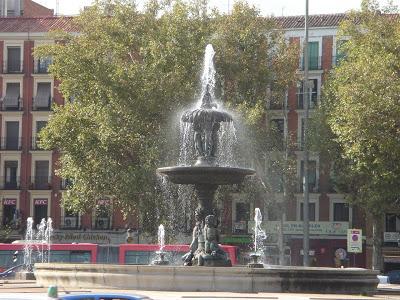 El Madrid de los Borbones (III): Paseo del Prado y Puerta de Alcalá DSC07492