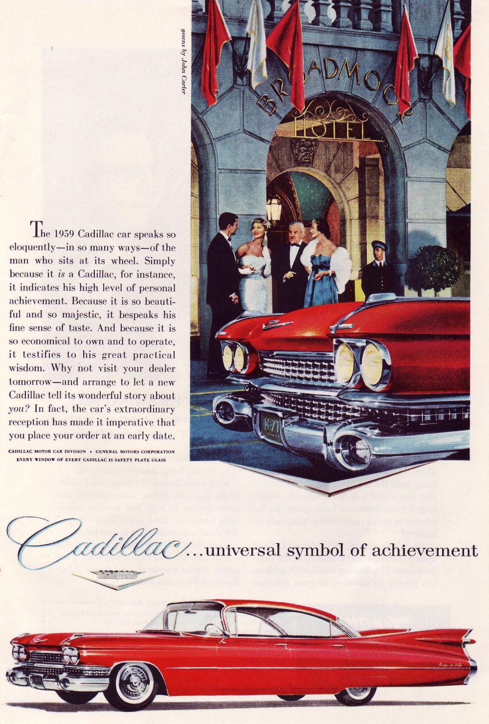 Cadillac 59cadillacad1wo0