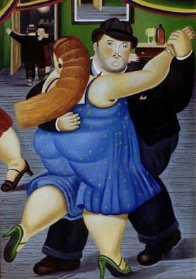 Pittura e scultura - Pagina 8 Tango_botero-752556
