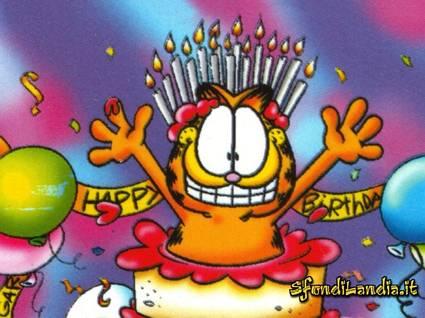 Happy Birthday, Bamboochacha Auguri-fabri