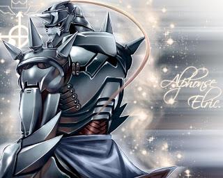 Full Metal Alchemist Shintetsu Alphonse-elric