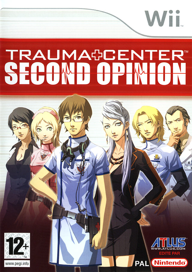 NGamer Issue 12 (August 2007) Trauma01