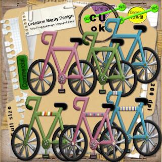 CU Bikes Miguy Design by Creation Miguy_Design_Byke_Preview
