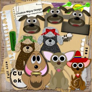 CU Animals-Dogs (miguy design) Miguy_Design_Animal_Dogs_Preview