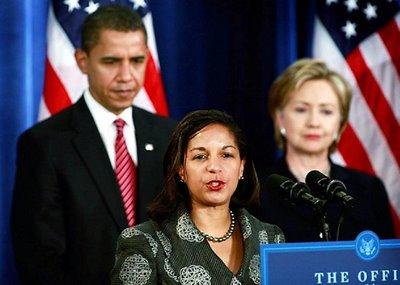 HAITI: Obama demande le retrait complet de la MINUSTAH ...Fin 2014 Susan_Rice_Obama_Hillary_32