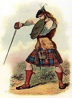 New units for Celts Highlander