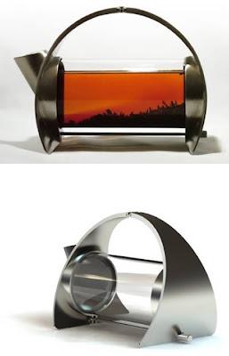 அழகிய மற்றும் வித்தியாசமான தேநீர் குடுவைகள்  Creative-teapots-12