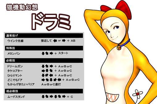 Tokoh-tokoh di Doraemon kalo udah gede Dorami
