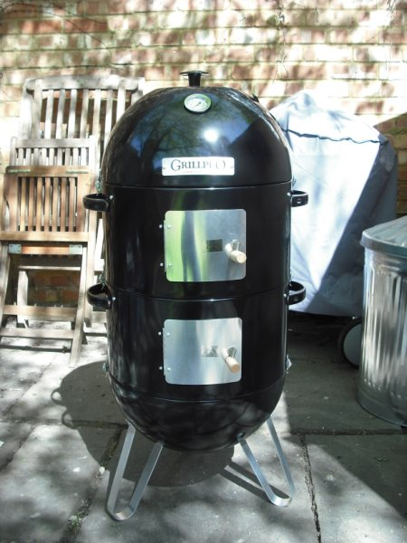 The serial griller (electronic version)... 200