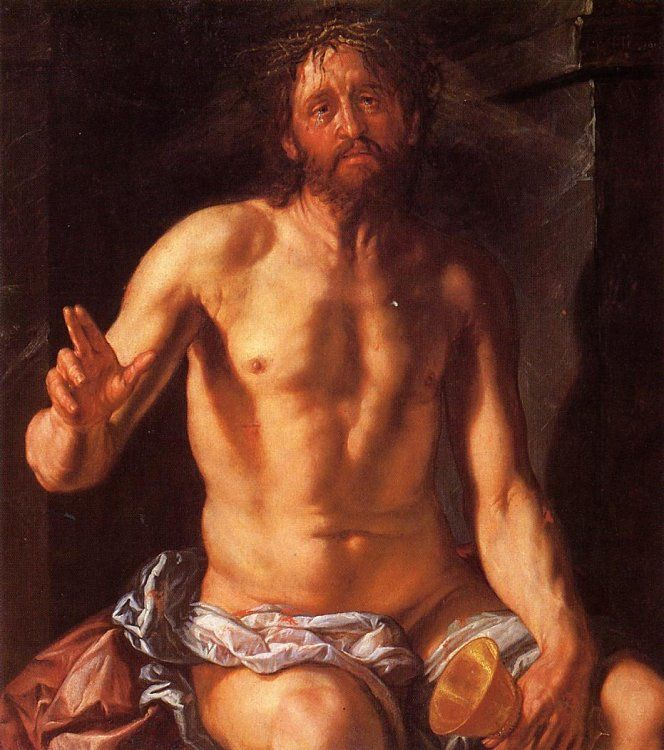 Hendrick Goltzius 1558-1617 Hendrick-goltzius-redeemer