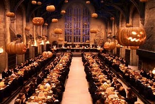 Noć vještica bal Harry-potter-great-hall-halloween