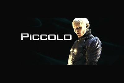 DBZ - Action Movie Piccolo