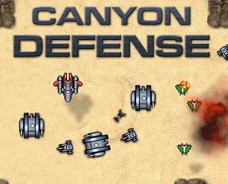 Recopilación de Juegos Tower Defense  CanyonDefense