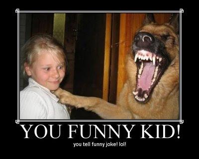 Garb Initiative 2.0, or Trolololol - Page 3 Funny-kid-tells-joke-to-dog