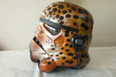 EFX - Stormtrooper Helmet 501 ST Legion TK Project DSCN3553