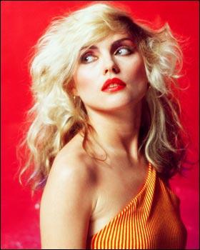 """Blondie, Debbie Harri, """"Heart of Glass"""" 3_punk-rock-blonde-hair-edgy-funky-nyc"""