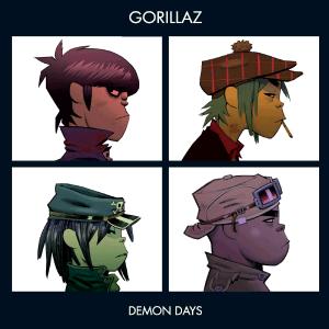 [Musique] Gorillaz Gorillaz_Demon_Days
