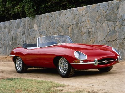 Registro de automóveis 1963-Jaguar-E-Type-38-Roadster-Posters