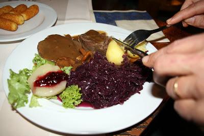 Favorite food...? - Page 2 Hirschbraten