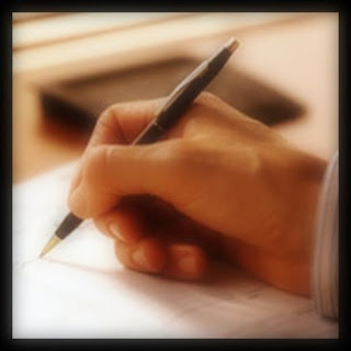 اختر قلمك  Escribiendo