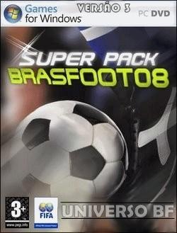 [Brasfoot]Super pack Brasfoot 2008 v.3 SPBF08