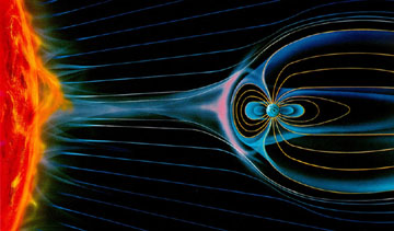 Cracks Are Opening in Earth's Magnetic Field - Solar Storms Are Underway Magnetic-storm-794393