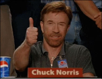 Review gafas Bollé Chuck_norris_approved