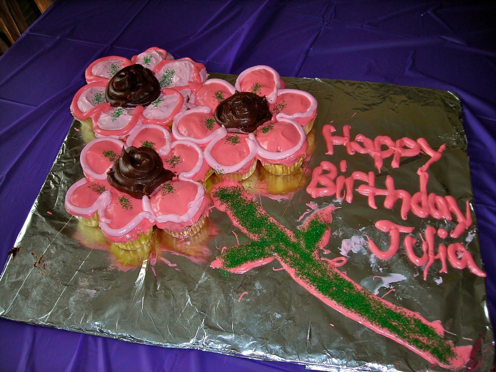 Happy Birthday, Julia! DSCN3474