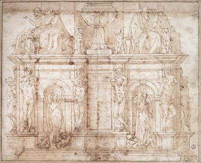 1. El papado en el S. XV Michelangelo_tomb