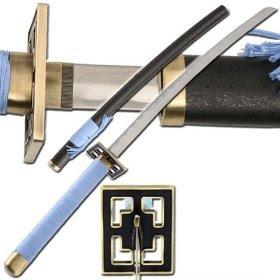 Byakuya Kuchiki Kuchiki-byakuya-senbonzakura-zanpakuto-sword-replica