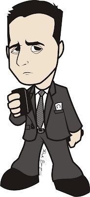 Desenhos dos Personagens de Fringe Francis_toonseries