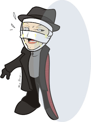 Desenhos dos Personagens de Fringe Jones_toonseries