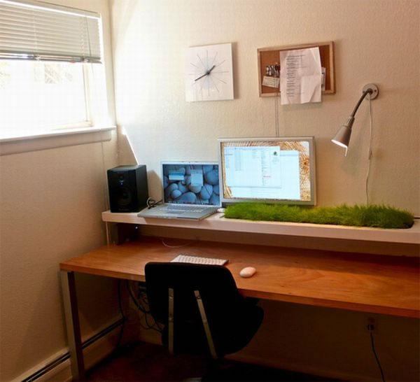 Imagens [Espantosas] Os mais incríveis escritórios em casa  Escritorio5