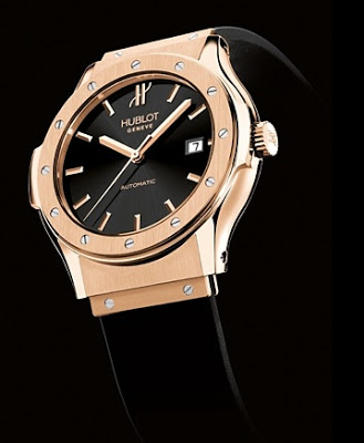 Et si... vous achetiez une vraie dress watch : quelle marque / modèle ? Hublot41mm