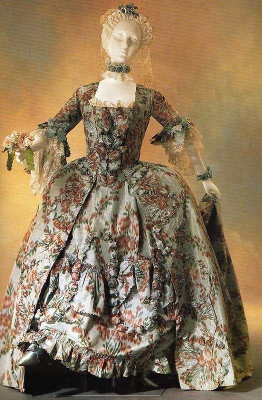 Robes du XVIIIe siècle 14137816