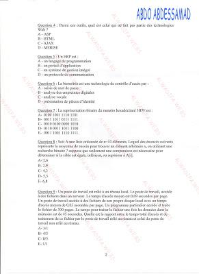 المندوبية السامية للتخطيط: مباراة توظيف تقنيين من الدرجة الرابعة دورة 25 أبريل 2009 HCP_25-04-2009_006