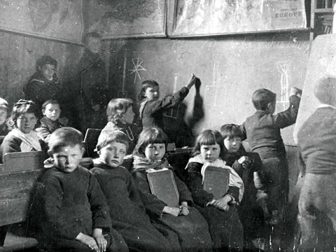 Comunismo feudal School